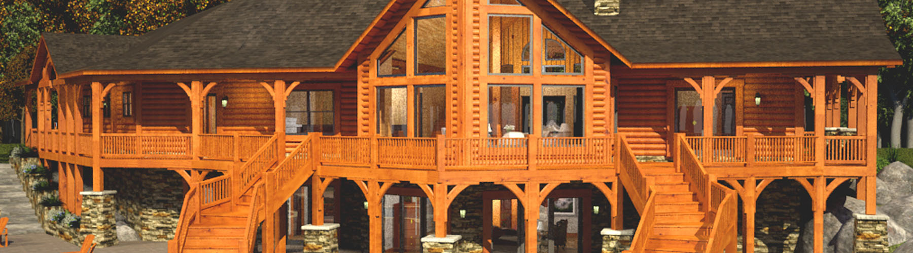 Majestic Timber Prow Ranch 2306AR-UCT Ranch Ultra Custom Timber