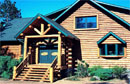 Custom Plan 3 Log Homes Photo Album