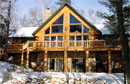 Custom Plan 5 Log Homes Photo Album